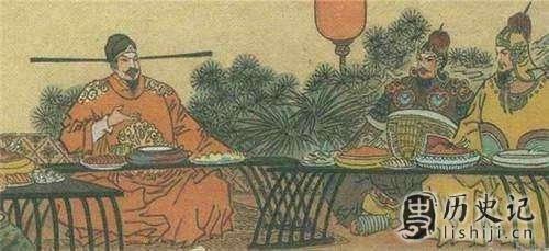 石敬瑭的故事:后晋高祖石敬瑭为称帝不惜戴绿帽子
