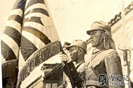 撞枪口上 中国军队唯一击毙的侵华日军大将