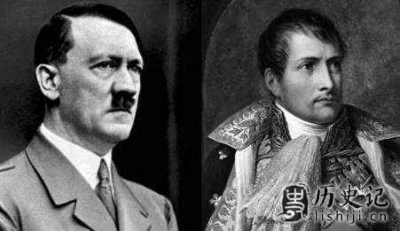 惊世奇闻!希特勒竟然是拿破仑的转世?