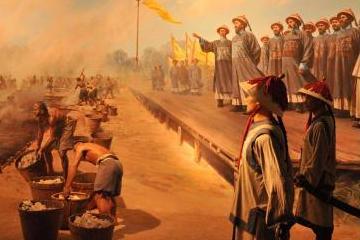 清朝中英战争的失败,首先是制度上的失败,然后是技术上的失败