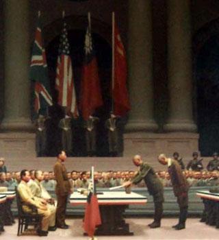 日本投降签订了几份投降书 日本一共签订了几份投降书