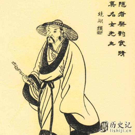 高人中的高人 三国时期最神秘的人物:大隐水镜