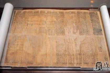 马王堆汉墓挖出一帛书,内容颠覆认知,原来秦汉之间隐藏一个王朝