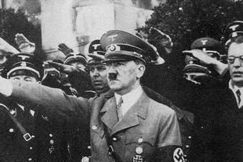 惊!希特勒曾获1939年诺贝尔和平奖提名