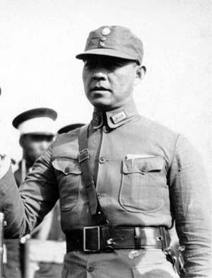 国军抗日十大名将 爱国者张自忠被误认汉奸