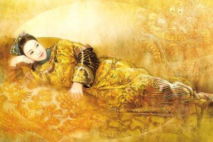 盘点中国历史上最美的皇后 夏姬居首
