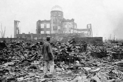 惨不忍睹!7张图还原1945年美军轰炸