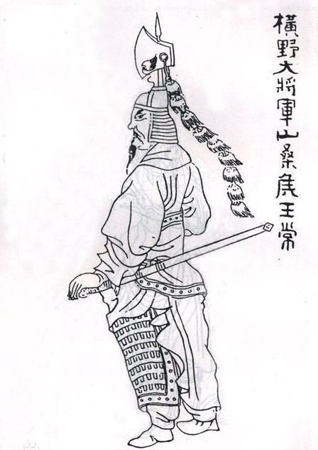 云台三十二将之一 东汉初年将领王常简介