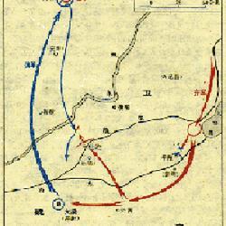 历史记载最早战争 涿鹿之战炎黄文明的奠基战