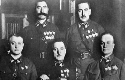 苏联著名的军事将领布柳赫尔 没有死在战场却死在自己人的手里