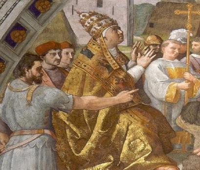 教皇利奥十世是什么样的人 他是教会的荣耀也是灾祸