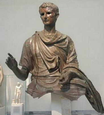 0068年6月9日,罗马最残暴的皇帝尼禄王自杀身亡