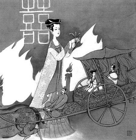 古代的男人三妻四妾 历史上第一个提倡一夫一妻制的皇后是谁
