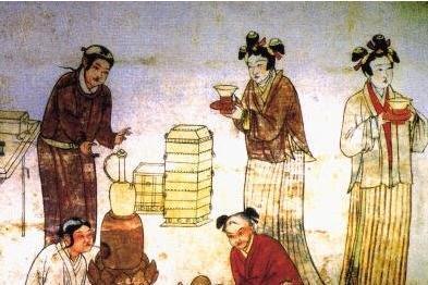 """新解""""以茶代酒""""的历史故事"""