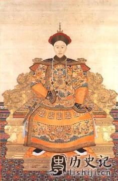 历史上清代皇帝都有哪几位