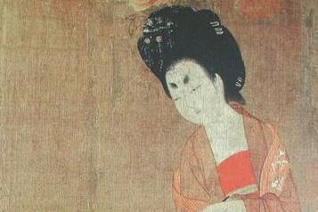 唐代的女子的化妆步骤