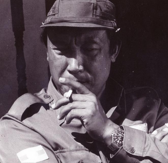 前蒙泰军(MTA)总指挥 缅甸著名毒枭坤沙简介