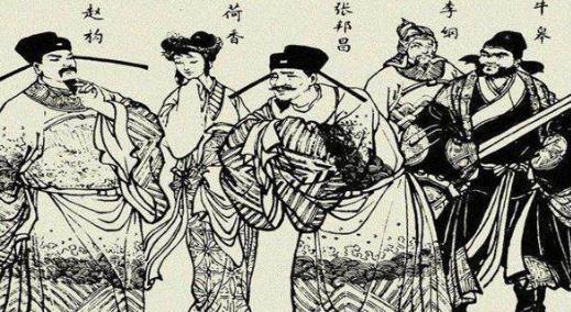 张邦昌是怎么死的?为什么说他死的千古奇冤