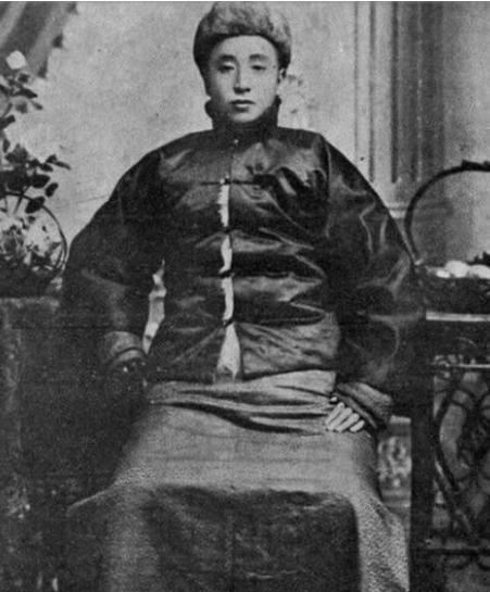蔡锷最爱的女人是潘蕙英吗?与小凤仙只不过是萍水姻缘