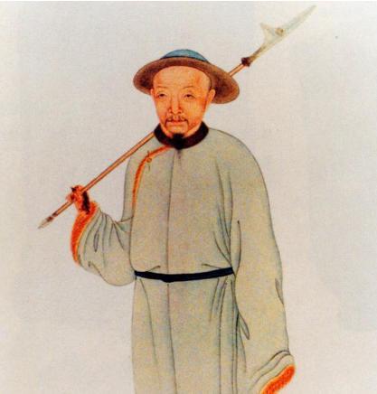 洪亮吉与老先生的故事 老师不能打他还要写保证书