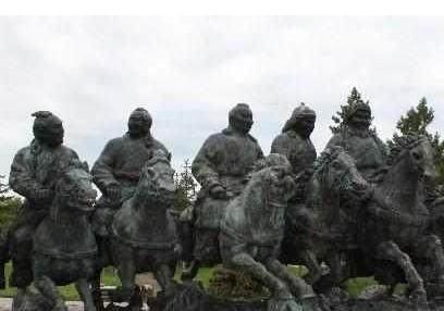 成吉思汗手下的左膀右臂 元朝万户木华黎和博尔术