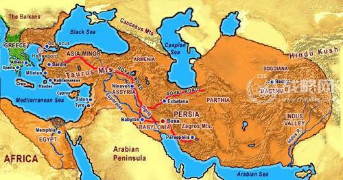 史上五大扩张帝国分别是那些国家?