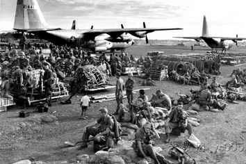 越南战争时候的那场东溪穿插战 中国军人冒弹雨击毁高平大桥