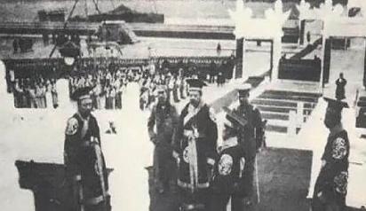 江朝宗曾经担任北洋政府总理 最后却投靠日本成为卖国大汉奸