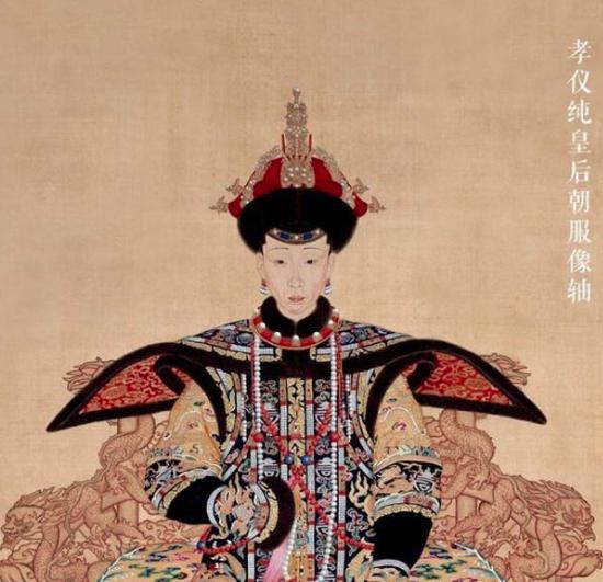 她是大清唯一一位汉人血统的皇后,深得乾隆喜爱
