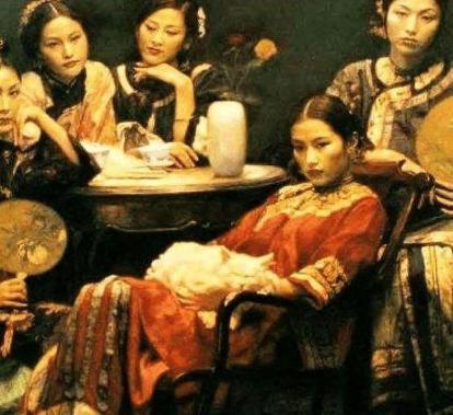 康有为一生娶有5个小妾 她们都有什么共同特点