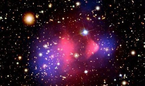 关于暗物质武器 暗物质是什么构成