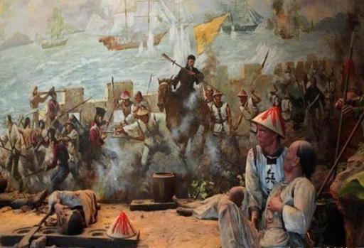 鸦片战争失败,姚怀祥却凭借一己之力捍卫了民族尊严