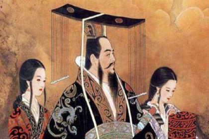 秦始皇死后亲信了两个人 导致他的儿女全部被杀害