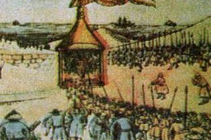 中国历史传奇故事——三受降城