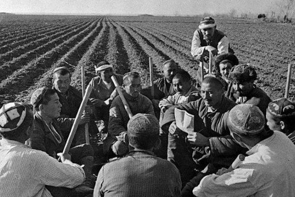 苏联地广人稀沃野千里为什么粮食却经常不够吃?是什么原因导致的