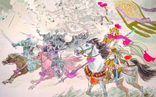 古代三大常胜军是哪些?为什么会没有岳家军?