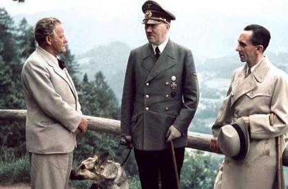希特勒的侵略战争计划——德国吞并奥地利计划