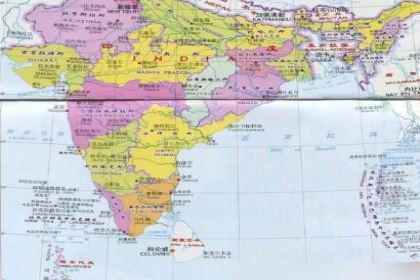 在古代时期的印度为什么没有分裂 原因出在什么地方