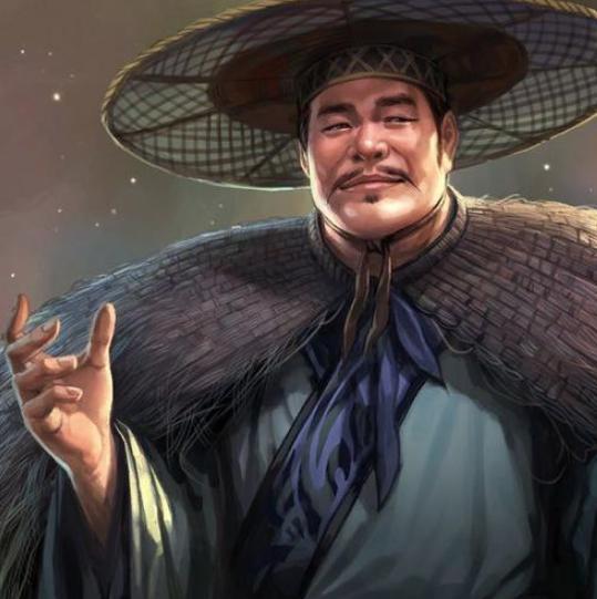 阚泽只出手过两次,却让枭雄曹操刘备吃尽苦头