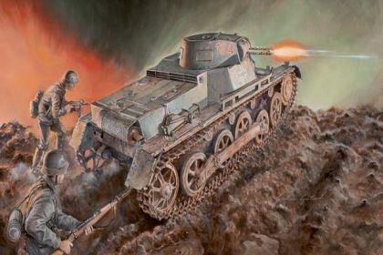 二战前期,法国和德国相比谁的坦克更先进?为什么法国还是被灭国了