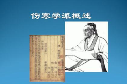 伤寒学派:古代医学流派,尊张仲景伤寒之说者自成一大派