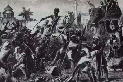 印度民族独立运动的详情细节是什么样的 运动的影响及失败有哪些