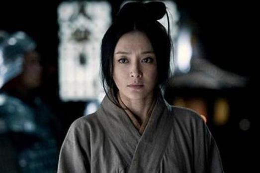 面对无情的丈夫刘邦,吕雉已经心灰意冷