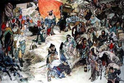 韩山童自称宋徽宗后裔,举兵反元,他是什么结局?