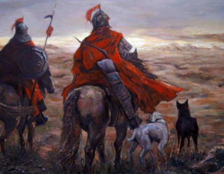 汉武帝:识人之明霍去病,屡建奇功威震天