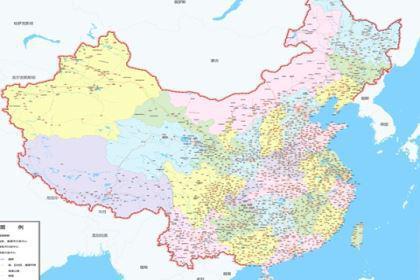 如果没有秦皇汉武,中国的国土面积会有多大?