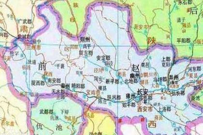 前赵的皇帝列表简介,历任都城在哪儿?