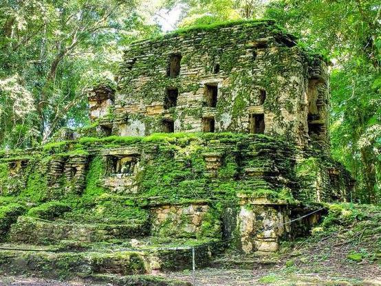 玛雅文明有多发达?和四大文明没法比