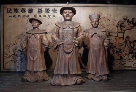 罗荣光以67岁高龄孤军迎战八国联军,他是怎么死的?