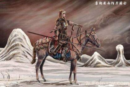 唐朝在安西四镇仅有两万驻军,为什么能控制辽阔的西域?